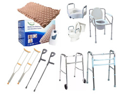 Muletas,andador,sobrewater,canadienses,sillas.alquiler