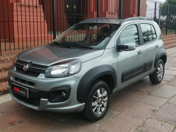 Fiat Uno 1.4 Way Lx 2018 (( Gl Motors )) Financiamos!!
