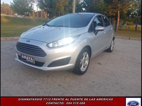 Amaya Ford Fiesta S Plus 2017 Único Dueño 37500 Km Impecable