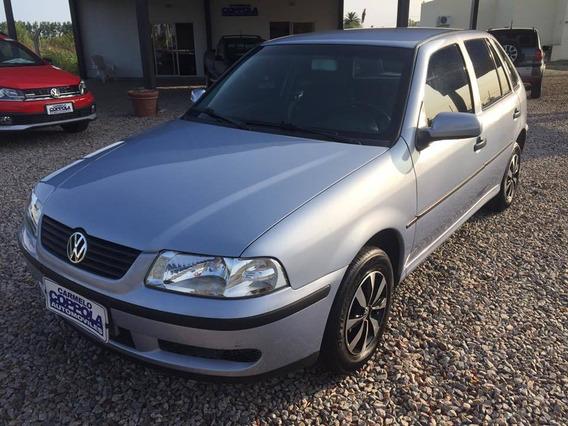 Volkswagen Gol Hatch 2001, 75.000kmts Con Direccion