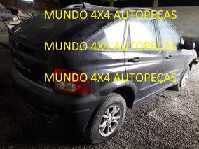 Sucata Actyon 2.3 A230 G. 2011 Com Motor E Cambio E Peças