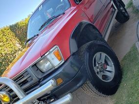 Toyota Hilux 2.8 D/cab 4x4 D 1993