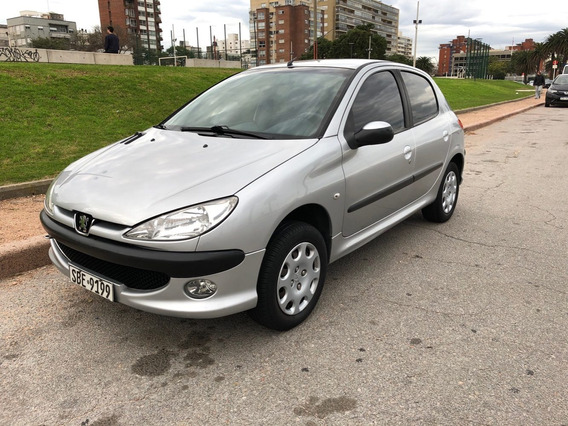 Peugeot 206, 1.6 Xt Premium Automático, Nafta