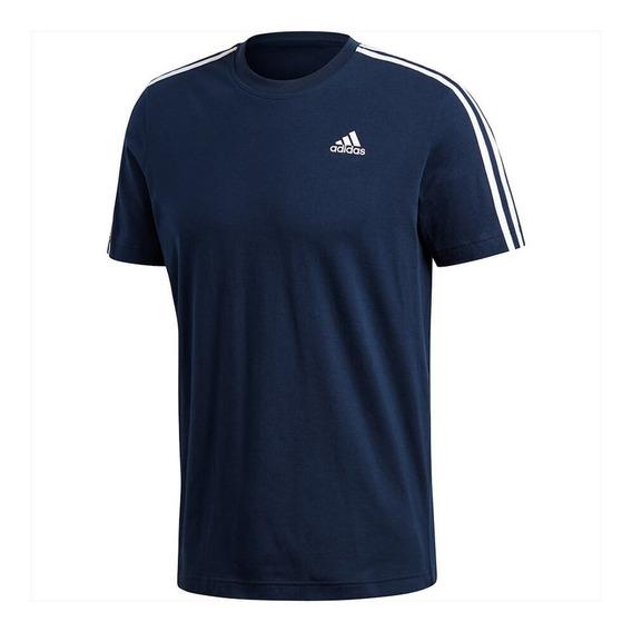 Camiseta adidas Essentials Deportiva De Hombre Running Fit