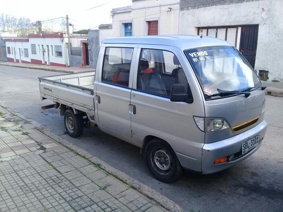 Effa Cargo Pick Up Doble Cabina Permuto S10 Nissan Chevrolet