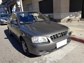 A Hyundai Accent Gls 2000 Regalo Hoy 1.5 Vendo Permuto !!!!!