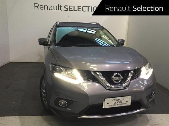 Nissan X-trail Exclusive Cvt 7 Pasajeros 2018