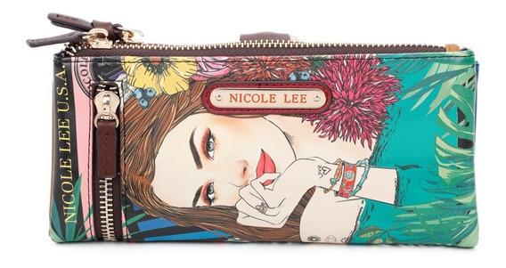 Billetera Dama Nicole Lee Usa 2020 - Atrevida- Prt6907