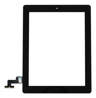 Pantalla Vidrio Táctil Touch iPad 2 3 4 Colocado Original