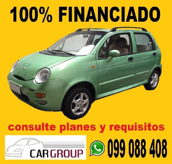 Chery Qq 311 Full 2010 100% Financiado 48 Cuotas De $ 6350