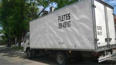 Fletes O Mudanzas P/particulares Y Empresas Camión