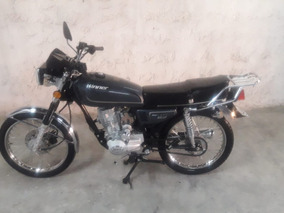 Winner Cg 125cc 2400km Año 2017 Al Día
