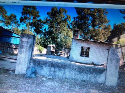 Casa Con Cimientos Para 2 Piezas Mas:u$s40.000