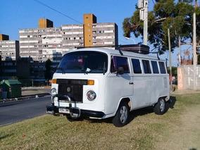 Volkswagen Kombi Casa Rodante Con Toy