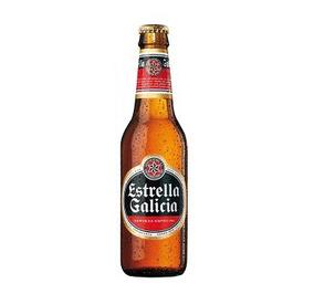 Promo Cerveza Estrella Galicia 330 Ml X6 Unidades