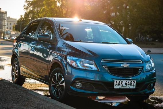Chevrolet Onix Ltz Año 2015. Contado 5900usd Saldo En Cuotas