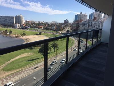 Apartamento En Venta Alfa Tower Puerto Buceo Rambla Gge 3