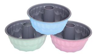 Set de 10 moldes con forma de cono 90 mm x 25 mm