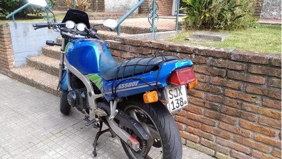 Suzuki Gs 500 E Gs500e