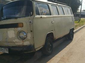 Volkswagen Kombi Kombi Año 81