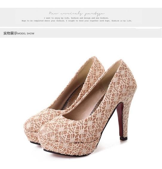 Zapatos Dorados Para Novia¿ (por Encargue)