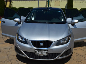 Seat Ibiza Plateado Reference 2.0 Lt