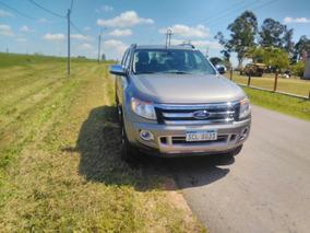 Ford Ranger 3.2 Cd 4x4 Limited Ci 200cv At 2015