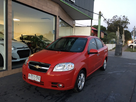 Chevrolet Aveo Lt 1.6cc Mt 2012