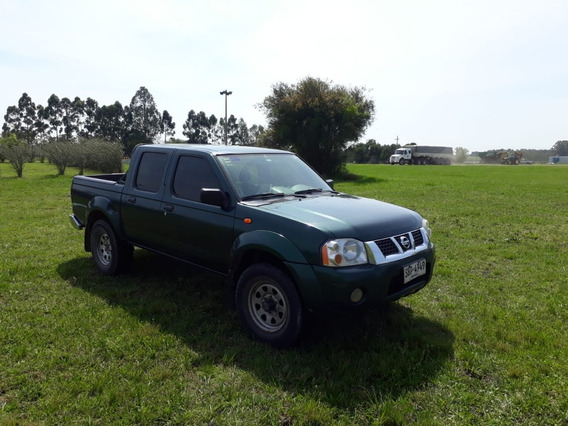 Nissan 4x4 Doble Cabina