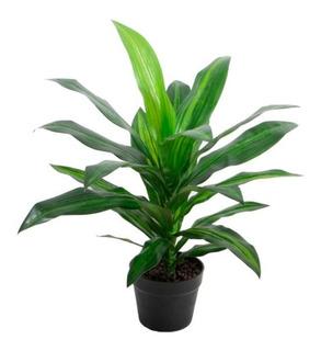Planta Decorativa Artificial Con Maceta Excelente Oferta
