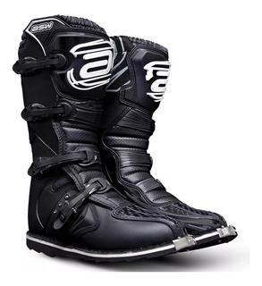 Bota Asw 2019 Motocross Enduro Oferta Talle 12