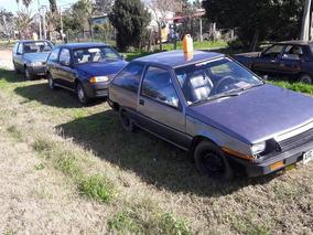 Mitsubishi Col Año 87.. Vendo En 2800 Dolares. 091671724