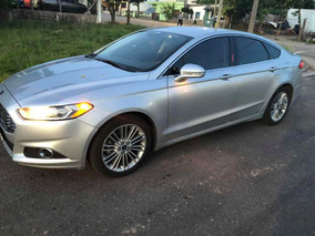 Ford Fusion 2.0 Se Luxury Plus At 2015