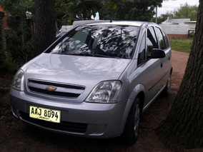 Chevrolet Meriva 1.8 2010 No Gol No Fiat Auto