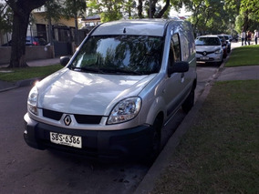 Renault Kangoo 1.6 Furgon Ph3 Confort 5as Lc 2014