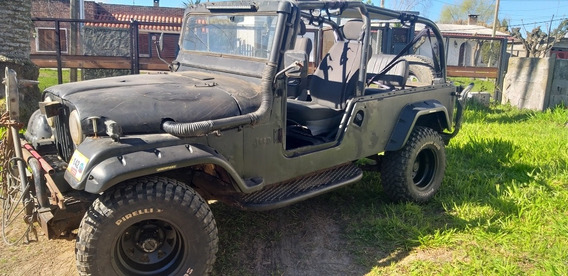 Jeep Willys 62 Doble Faeton Largo