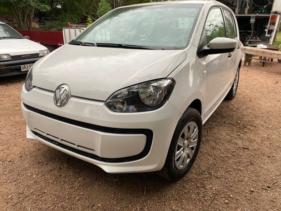 Volkswagen Up 2018 Como Nuevo 11500 Km !!