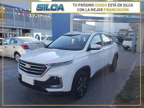 Chevrolet Captiva Premiere 2020 Blanco 5 Puertas