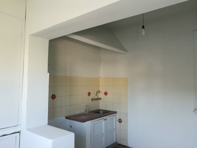 Casa De Altos De Dos Dormitorios En Paso Molino