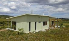Casa Prefabricada - Rejas Incluye : Tu Casa En 20 Dias!!!.