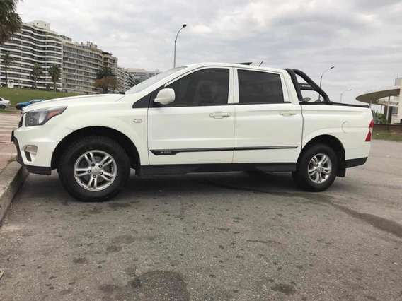 Ssangyong Actyon 2.3 - Extrafull 4x4