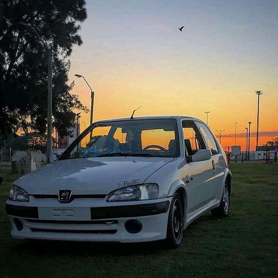 Vendo Peugeot 106xs 1.4 U$4700
