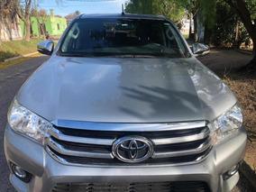Toyota Hilux 2.7 Cd Srv Vvti 4x2 - A3 2017