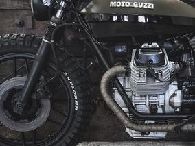 Moto Guzzi V50 Año 78 Restaurada