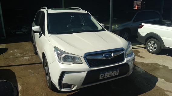 Subaru Forester 2.5 Awd Cvt Si Driver Diynamic Sport 2015
