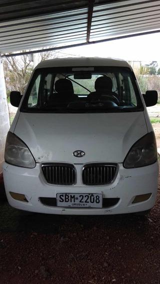 Shineray Cargo Van Furgón