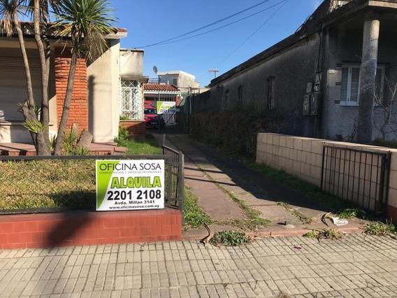 Oficina Sosa -(reservado!) Apto.2 Dorm Tipo Casa En Atahualpa