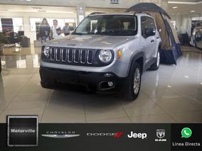 Jeep Renegade 1.8 Sport Manual Financiacion Y Cuotas