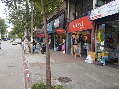 Local Comercial En Alquiler. 8 De Octubre Y Serrato. Unión.