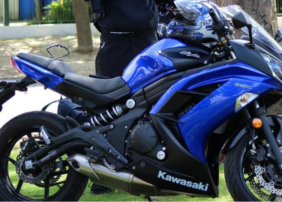 Kawasaki 650r Azul. Nueva!